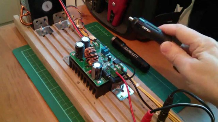 LED Tutorial: Light a 100W LED from 12V - Simple & Cheap