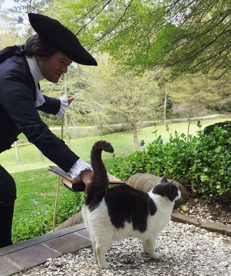 42 best images about colonial kitties on pinterest who for James madison pets