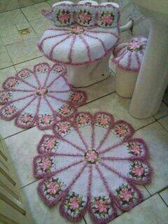 Jb toilet set