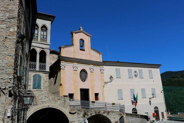 Apricale (IM) - Oratorio di San Bartolomeo