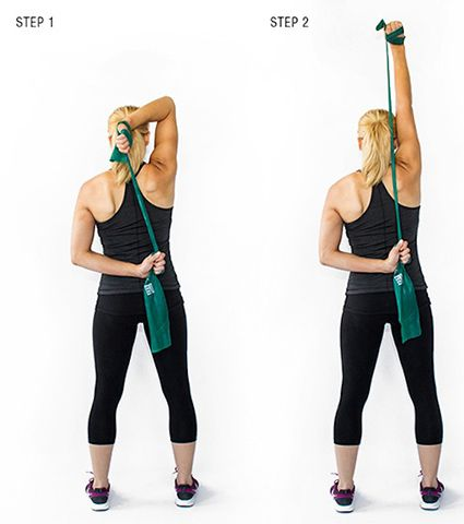 Top 5 tricep exercises to banish arm jiggle for good | HellaWella