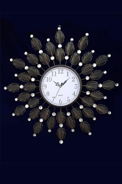 Modern Arts Crafts Wall Clock Round Wall Clock Home Decorative Wall Clock Big Quartz Wall Clock | Fashiongroop  www.fashiongroop.com