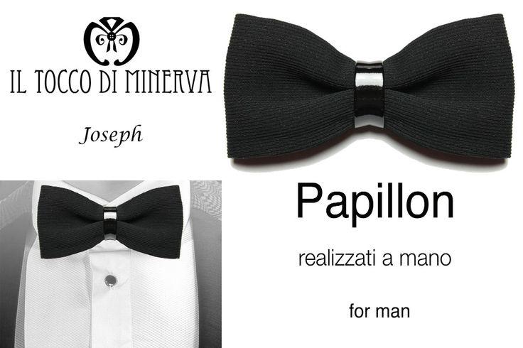 http://www.iltoccodiminerva.it/2014/11/papillon-uomo-joseph-nero/