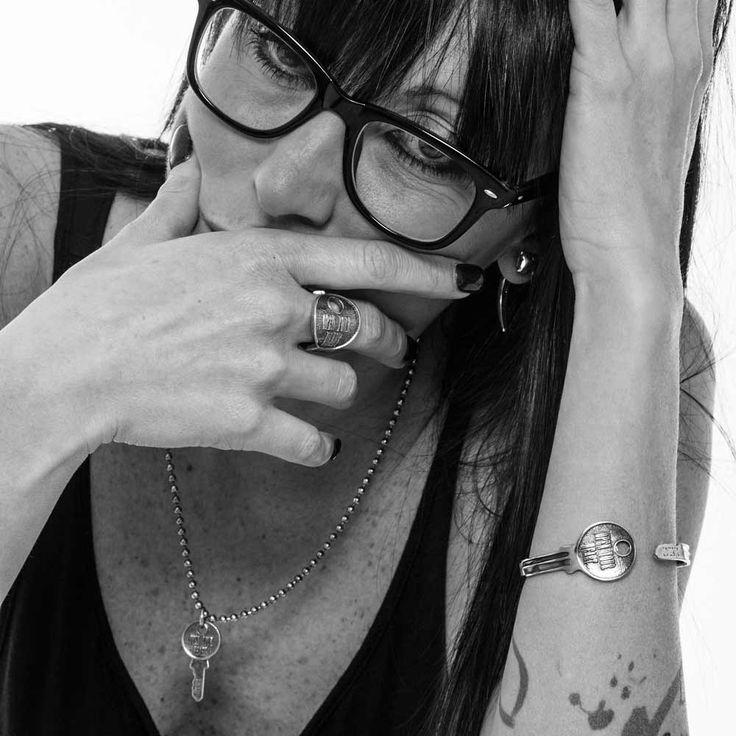 http://www.clamorglamour.com/ #bracelet #bracciale #braccialetto #regalo #gift #jewelry #jewel #bracelets #fashion #idearegalo #madeinitaly