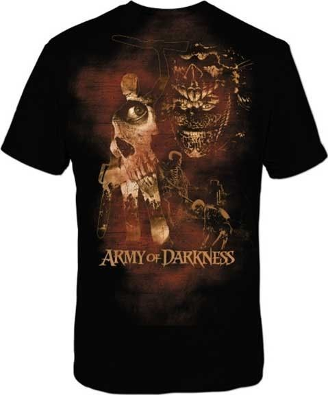 >> Click to Buy << Gildan ARMY OF DARKNESS Movie Collage men t shirt #Affiliate