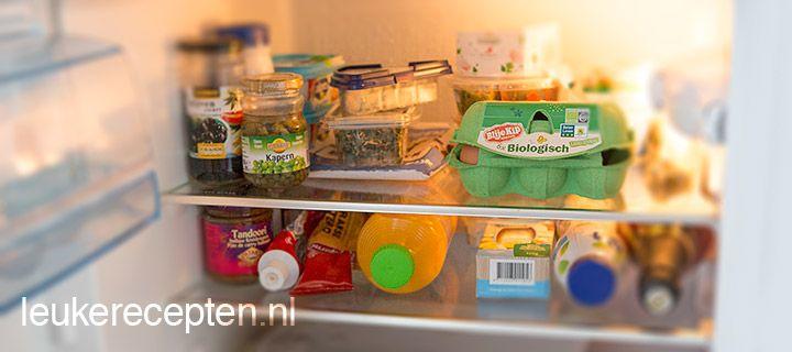 7 ideeen met restjes uit de koelkast
