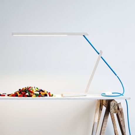 Red Dot Award-Winning Mantis Desk Lamp  by Vertigo Bird | MONOQI