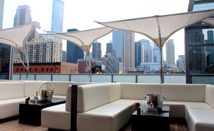 sunday brunch io godfrey rooftop chicago food @sssourabh