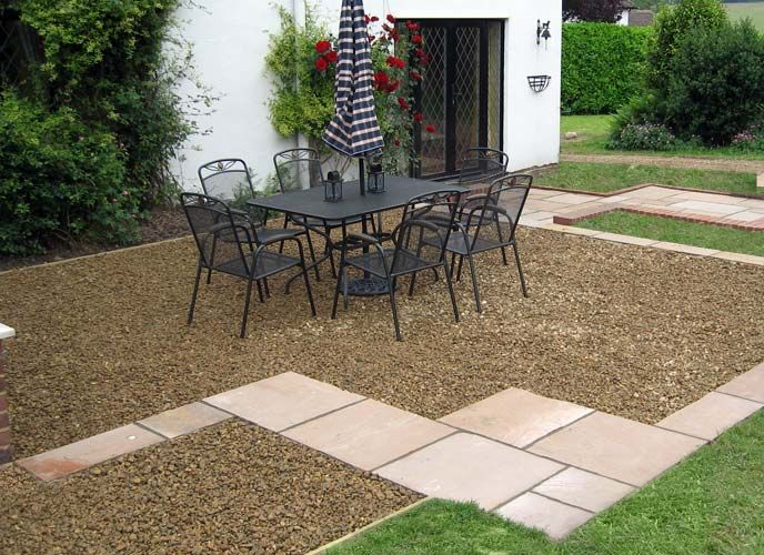 Gravel Patio   Google Search