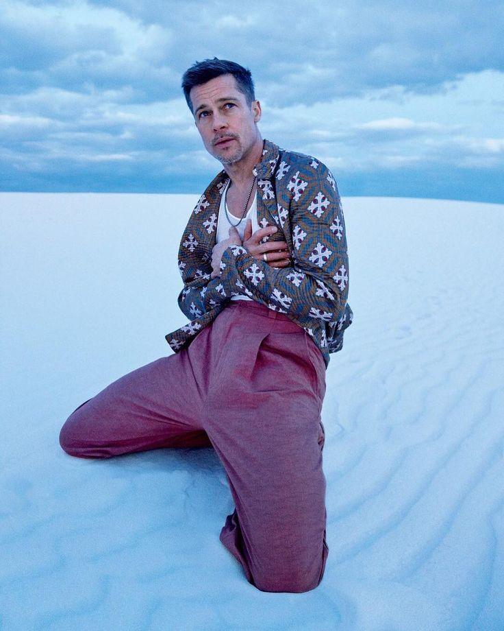 Brad Pitt não tem medo de ser sincero. Aos 53 anos - o que é um pouco assustador, se você reparar em como o ator está em boa forma -, depois de se provar como um dos maiores atores de sua geração e passar por um divórcio turbulento com Angelina Jolie, capa de todos os tabloides imagináveis, o norte-americano surgiu na capa da GQ Style dos Estados Unidos e concedeu uma entrevista mais íntima do que todos nós poderíamos imaginar.