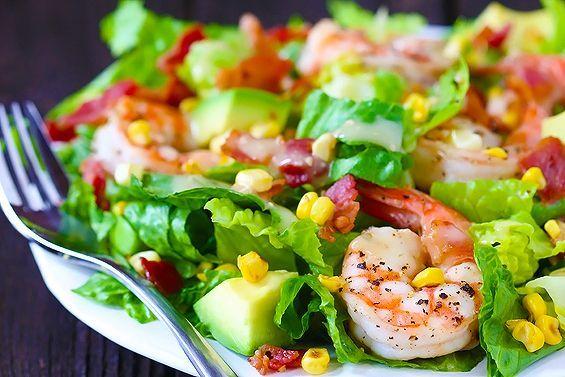 Нежный салат из мяса