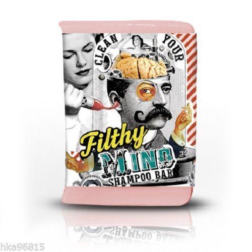 Filthy Mind All Natural Large Bar Glycerin Soap Sandalwood Vanilla Grapefruit