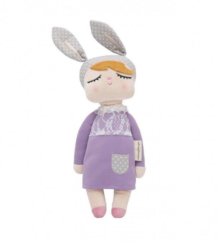 Lille kanin - Lavendel