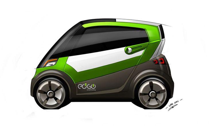 ec2go - Elektromobilität und CarSharing - Das Mobilitätskonzept der Zukunft - eVEWA 2.0 S33