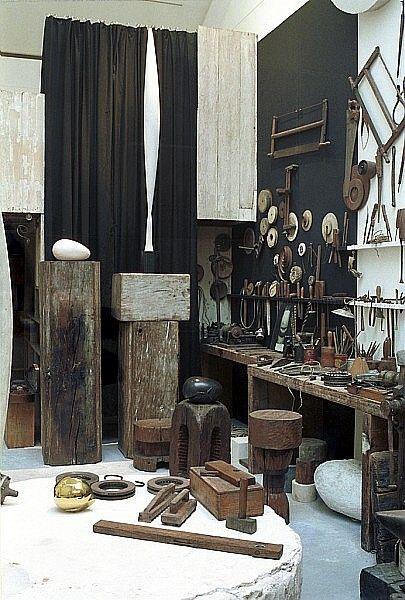 Atelier #Brancusi
