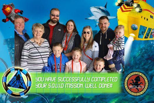 Check out my photo from Atlantis Submarine Voyage at LEGOLAND® Windsor Resort!
