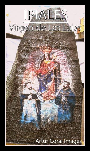 Ipiales, Nariño, Colombia. La Virgen de Las Lajas.