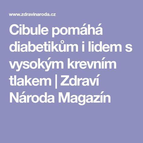 Cibule pomáhá diabetikům i lidem s vysokým krevním tlakem   Zdraví Národa Magazín