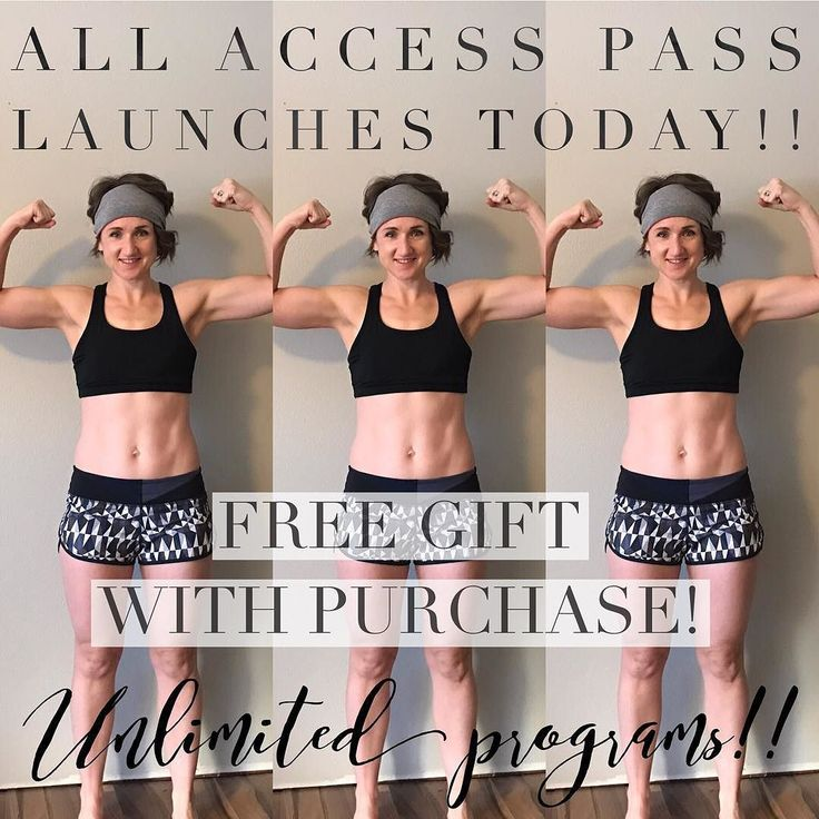 I'm running a special for the rest of 2016 ONLY!! Who is ready to commit to your health in 2017? .. Purchase the new 'All Access Pass' Challenge Pack through me and I'll gift you with a FREE Amazon Fire TV stick (or Roku or Amazon gift card!) as a thank you for committing to 12 months of fitness with me as your coach so you can access your workouts easily!! .. What is the All Access Pass Challenge Pack? It is 12 FULL MONTHS of Beachbody on Demand with access to every single program that…
