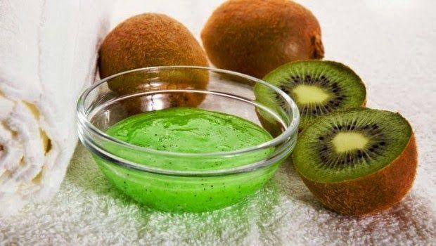 BIO BELLEZZA: Maschera anti rughe al kiwi
