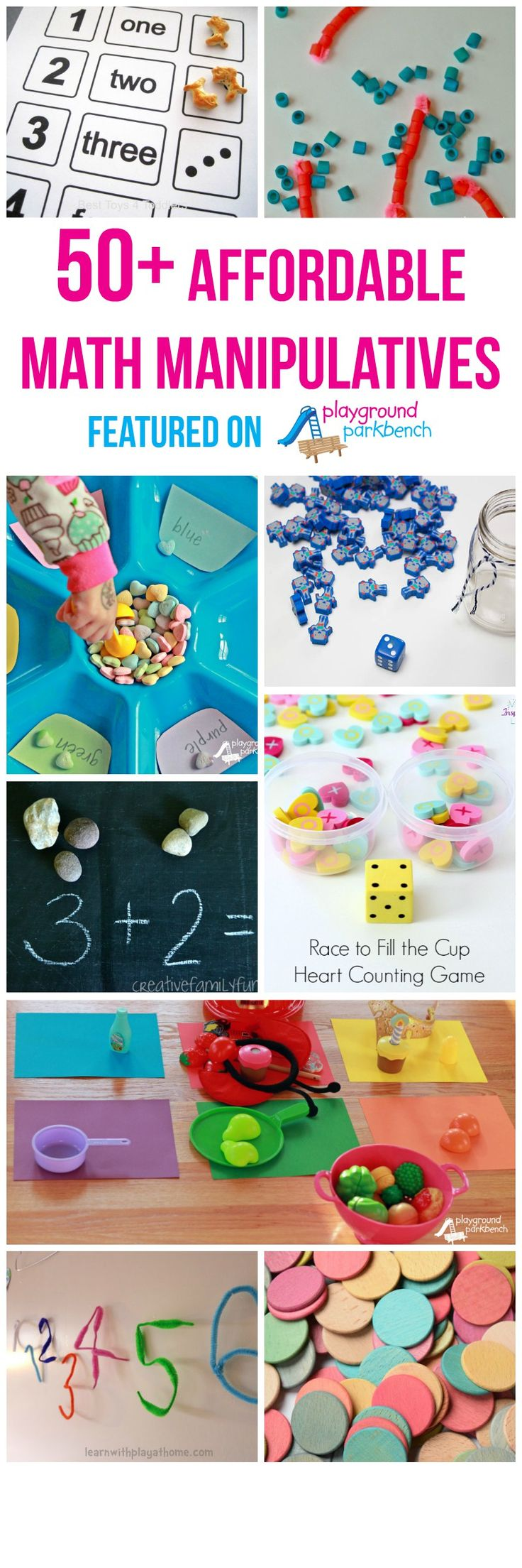 25 best ideas about math manipulatives on pinterest teaching fractions math fractions and. Black Bedroom Furniture Sets. Home Design Ideas
