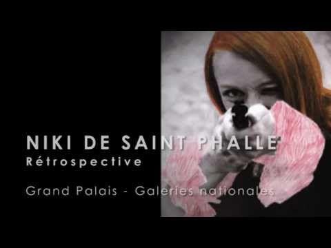 NIKI DE SAINT PHALLE - Oeuvres en mouvement - Bonus - La sculpture - YouTube