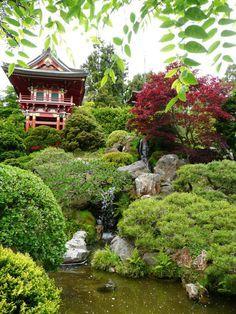 Japanese tea garden-san antonio