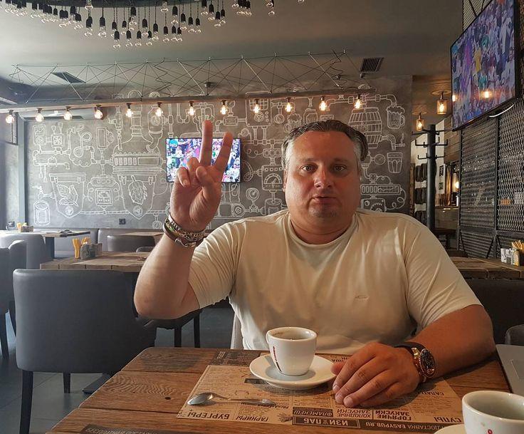 Воскресный кофе с Игорем Мальцевым