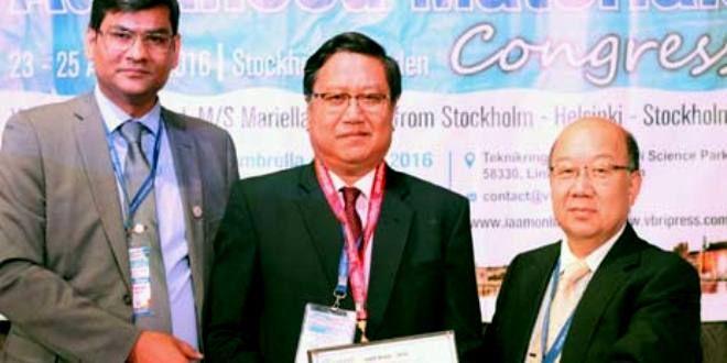 Edupost.id – Dosen Jurusan Fisika ITS, Prof Dr Darminto berhasil meraih penghargaan di ajang International Association of Advanced Materials (IAAM), akhir Agustus lalu. Selama hampir 30 tahun…