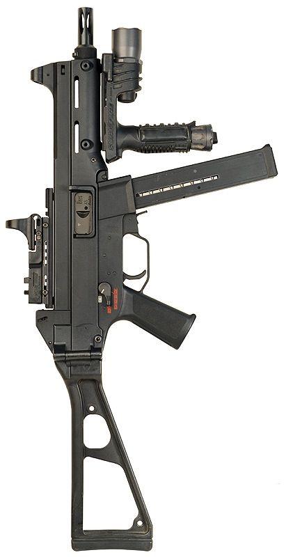 Hackler und Koch UMP45 - .45 ACP Find our speedloader now! http://www.amazon.com/shops/raeind