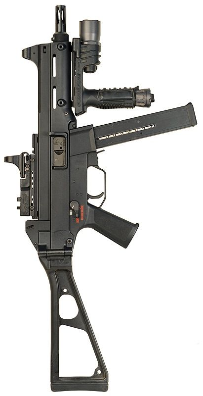 Hackler und Koch UMP45 - .45 ACP Find our speedloader now! http://www.amazon.com/shops/raeind