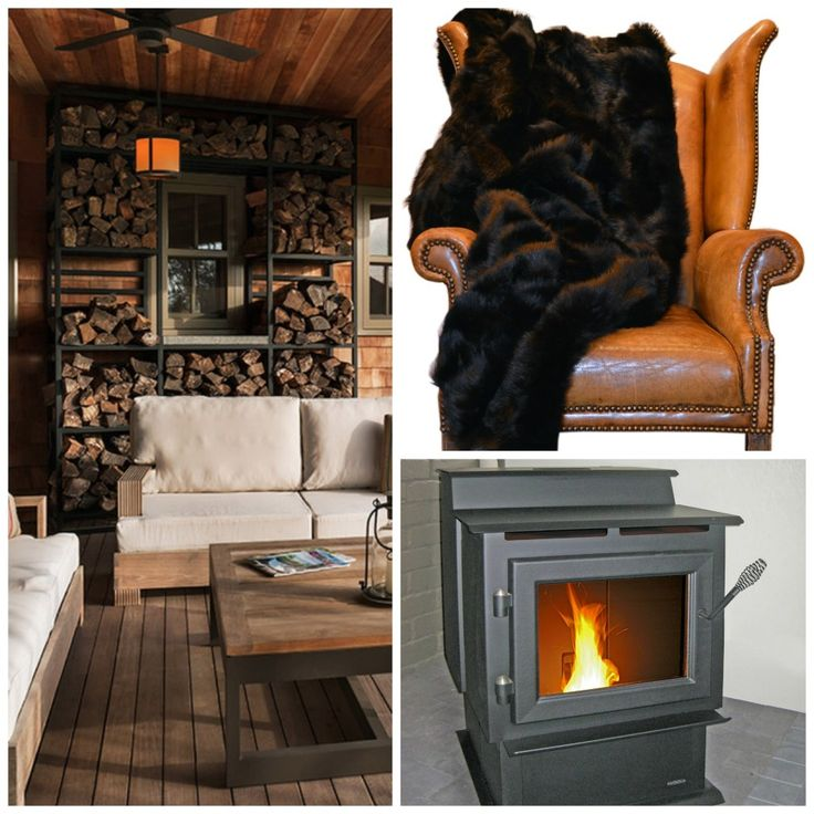 Wood and Pellet Heaters: An eco-friendly way to a warm and stylish home #woodheater #pelletheater #winterwarmers
