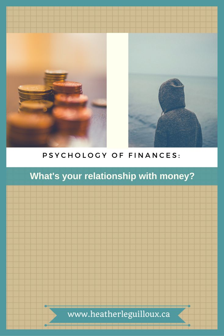 Needing help with your new years resolution ideas? Psychology of Finances: What's your relationship with money?