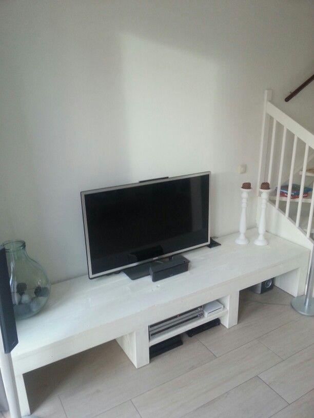 Tv meubel gemaakt