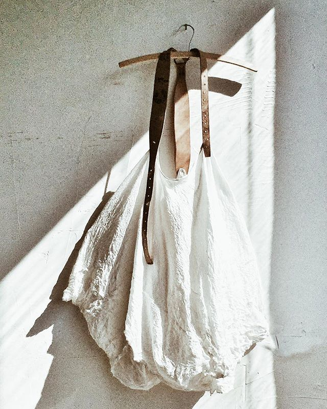Parachute dress basking in the mid-day sun. . . . #MANDULA #7e7 #springwhites #naturalfabrics #vintage #womenswear7e7___atelierstgeorge