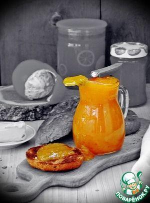 Апельсиновый джем в мультиварке
