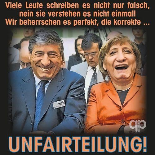 Manchmal muss sich der Souverän sehr souverän geben. Gerade wenn er eine unliebsame Kanzlerin Merkel fristlos feuern muss, wird es äußerst unangenehm.
