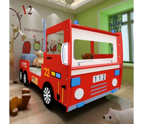 die 25 besten feuerwehrbett ideen auf pinterest kinderbett feuerwehr nautisches bett und. Black Bedroom Furniture Sets. Home Design Ideas