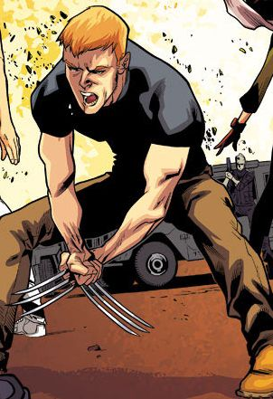 Wolverine's son, Jimmy Hudson