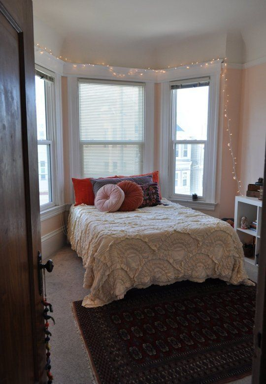 "Marie's ""Victorian Peach"" Room — Room for Color Contest (via Bloglovin.com )"
