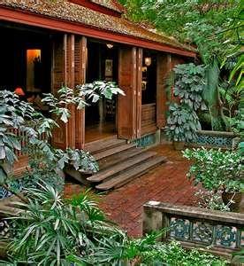 Jim Thompson House. Bangkok, Thailand.