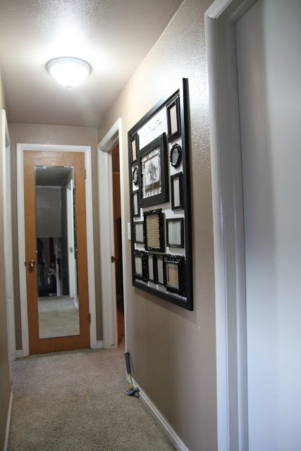 Narrow Foyer Quotes : Small hallway gallery wall for the home pinterest
