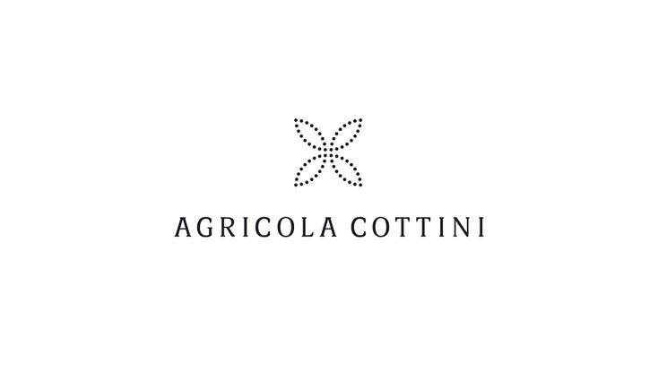 CLIENTE Agricola Cottini. Marchio per azienda vinicola della Valpolicella. #logo #marchio #design #comunicazione