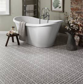 Vinyl Flooring Modern Luxury LVT Floor Tiles