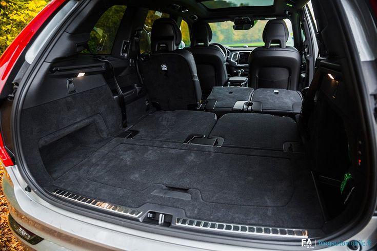 Essai Volvo XC90 D5 R-Design : à l'aise partout ! - Blog Automobile