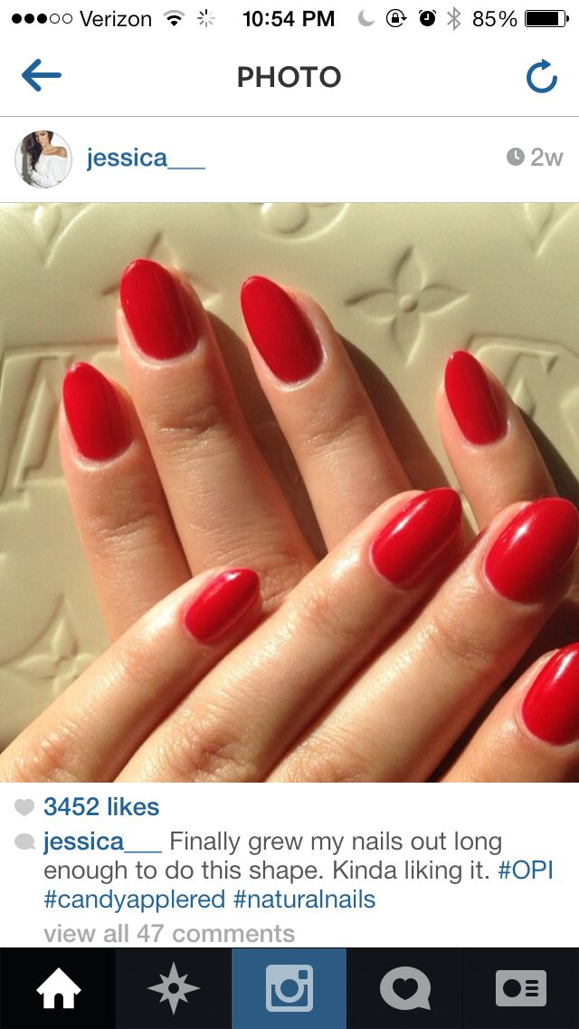 When in doubt, a bright nail polish never disappoints.   Femme ...