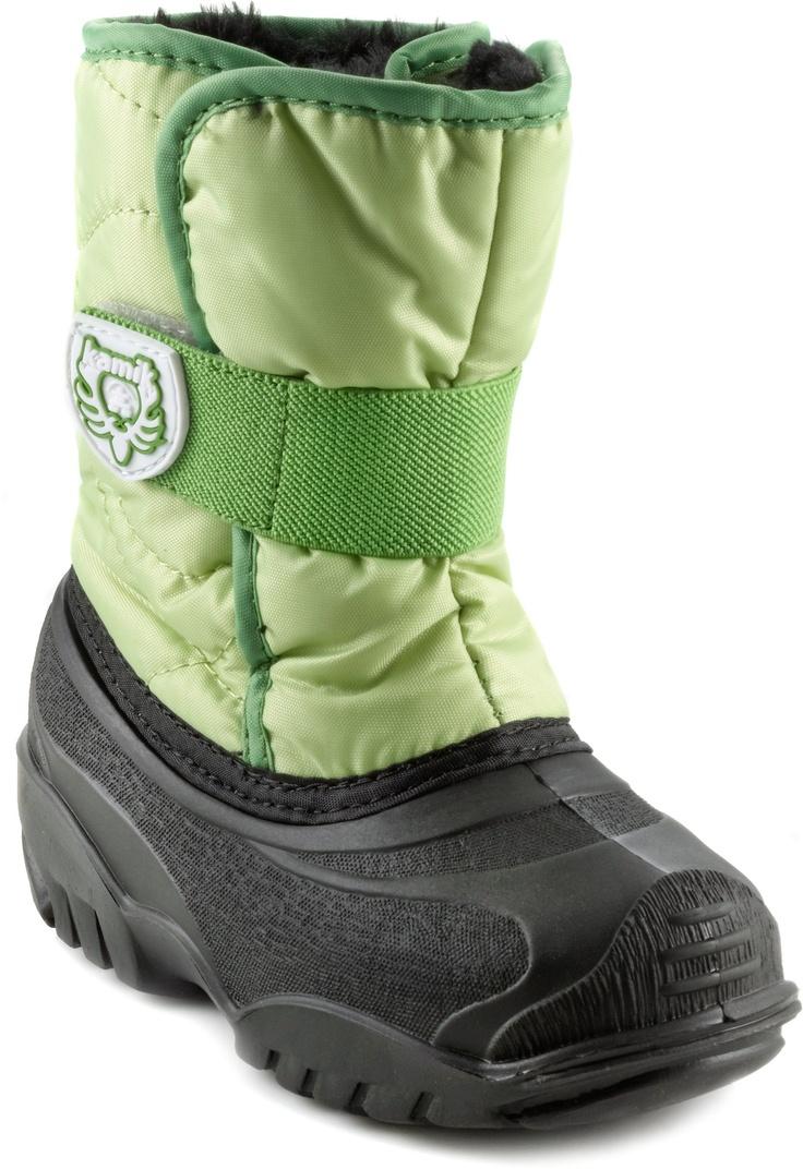 Kamik Snowbug 2 Winter Boots - Toddlers' at REI.com