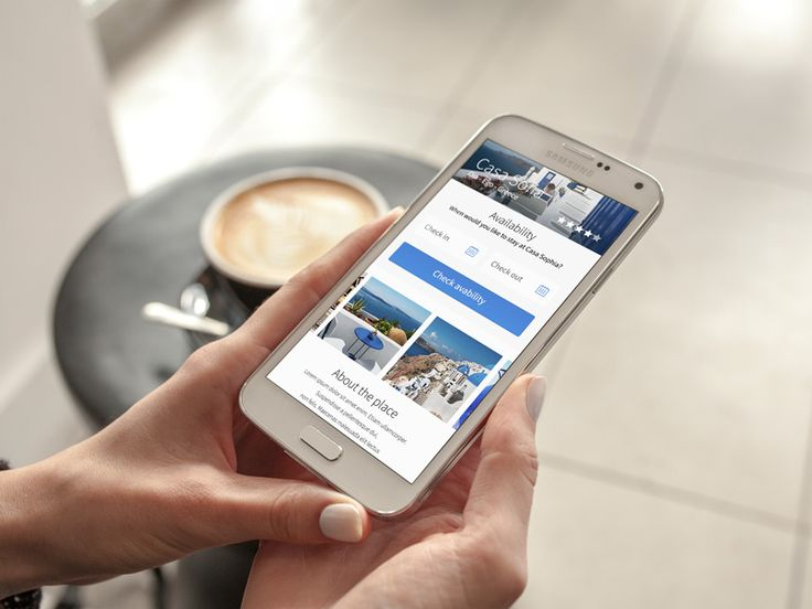 Take a tour with our app
