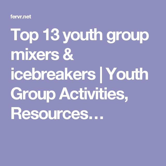 Youth Ministry Group Lessons – ChristianTeenWorld.com ...