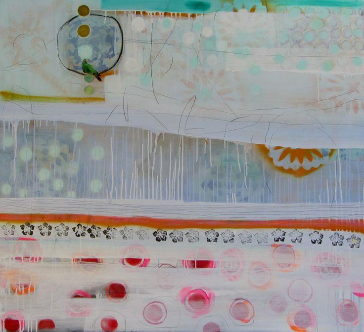 120X120 acril on canvas